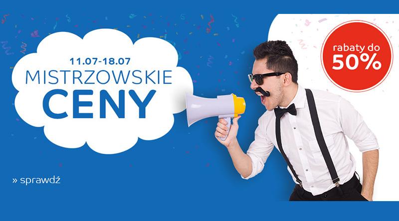 Mistrzowskie ceny z rabatami do -50% na eMag.pl