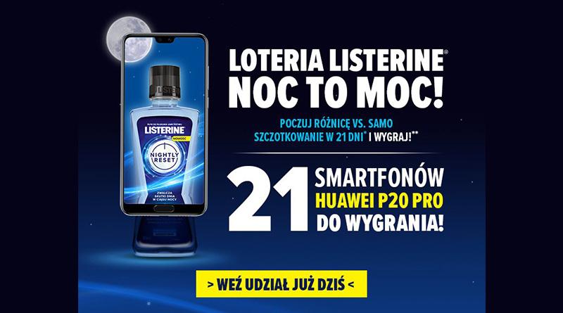 Loteria Listerine: Noc to Moc