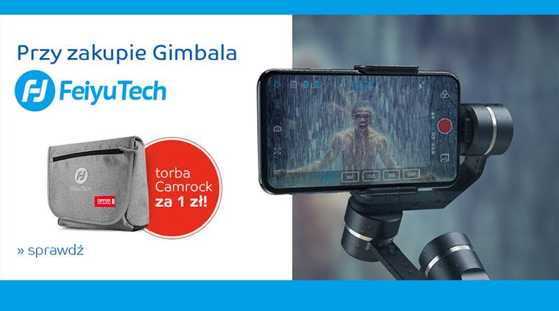 Kup Gimbala na eMag.pl i odbierz torbę Camrock za 1 zł