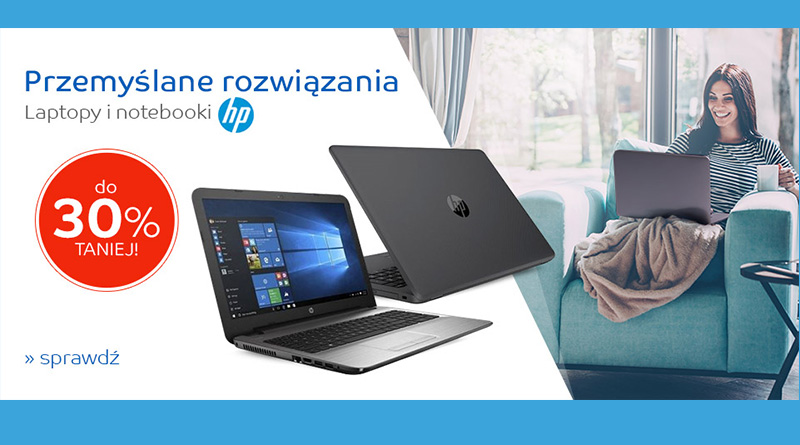 Laptopy i notebooki do 30% taniej na eMag.pl