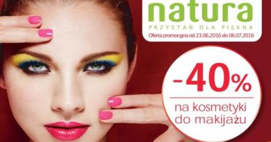 drogerie natura gazetka reklamowa od 23.06