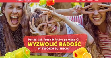 konkurs wawel fresh & fruity
