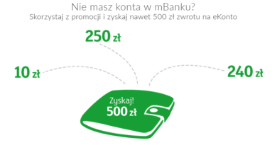 promocja mBank