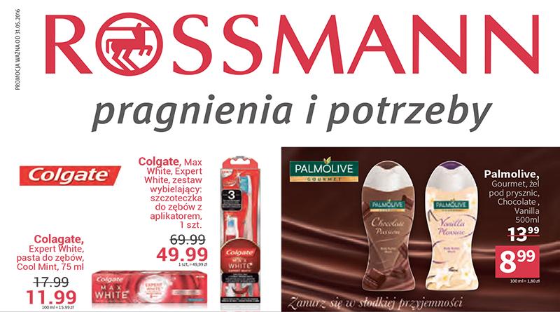 gazetka reklamowa rossmann