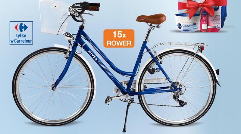 wygraj rower w carrefour