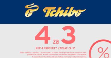 promocja tchibo