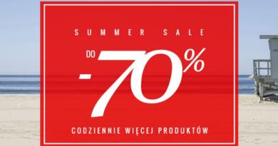 letnia wyprzedaż 2016 answear