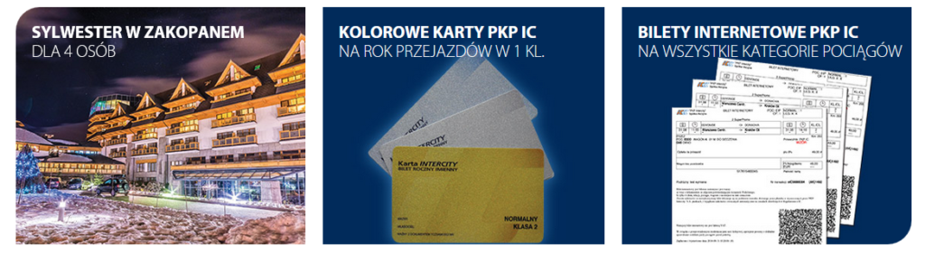 nagrody konkurs pkp ic