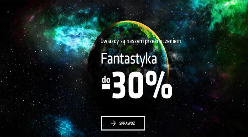 promocja matras fantastyka taniej 2016