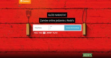 promocja pyszne.pl i reds - głód narasta