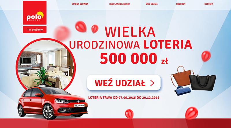 3ede36c1dc7fd Wielka loteria urodzinowa Polo Market