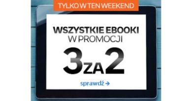 promocja empik 3 e-booki w cenie 2