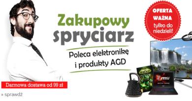 promocja agitro zakupowy spryciarz 2016