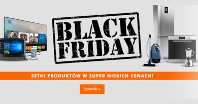 Black Friday Electro Setki produktów w super niskich cenach