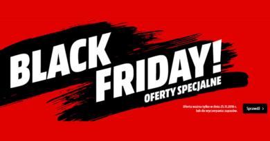 Black Friday Media Markt oferty specjalne