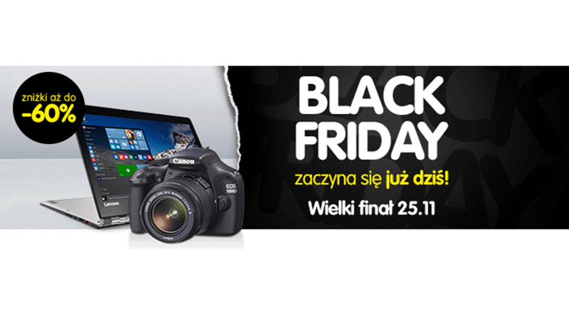 Black Friday Mall.pl Wielki finał