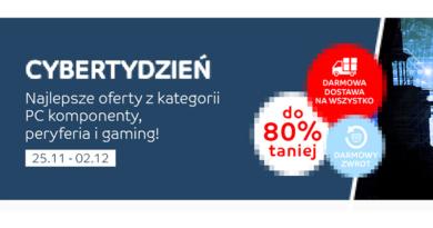 Cybertydzień w eMAG.pl: Najlepsze oferty z kategorii PC i gaming