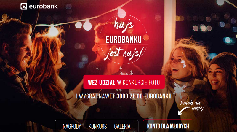 Konkurs eurobank Hajs eurobanku jest najs
