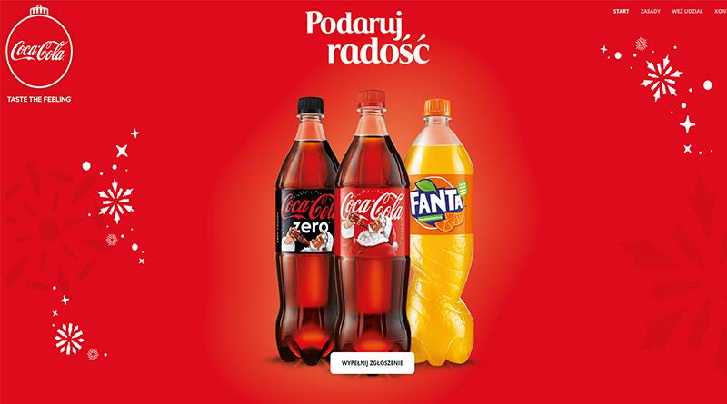 loteria coca cola kasa na święta