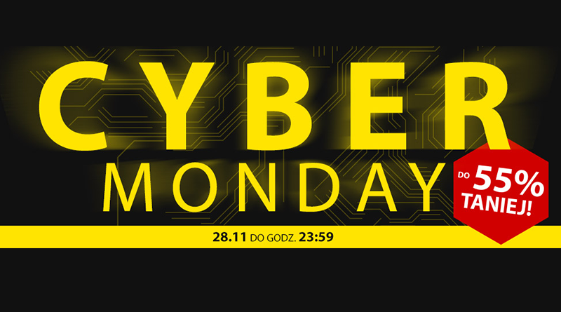 Cyber Monday Media Expert do -55% taniej