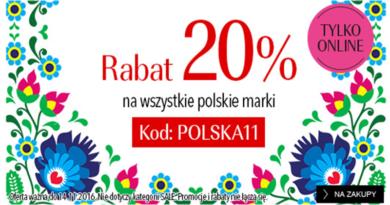 Kod rabatowy Douglas na wszystkie polskie marki