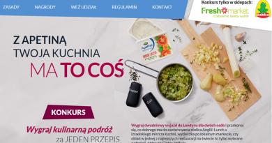 Konkurs Apetyczne Inspiracje Wygraj kulinarną podróż