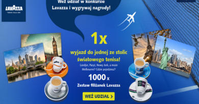 Konkurs Lavazza Dlaczego Lavazza to Twoja mistrzowska kawa