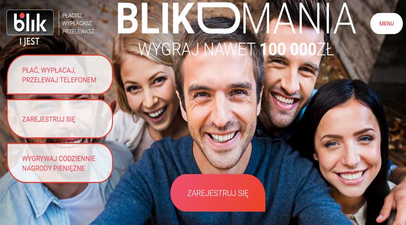 Loteria Blik Wygraj nawet 100.000 zł