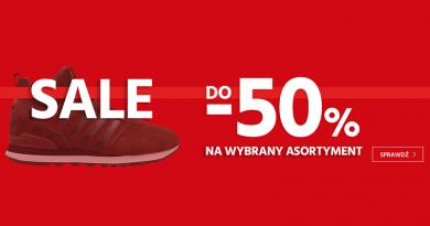 Promocja ButySportowe.pl Zimowa wyprzedaż nawet do -50%