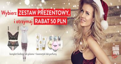 Promocja Esotiq Wybierz zestaw prezentowy i otrzymaj rabat 50 zł