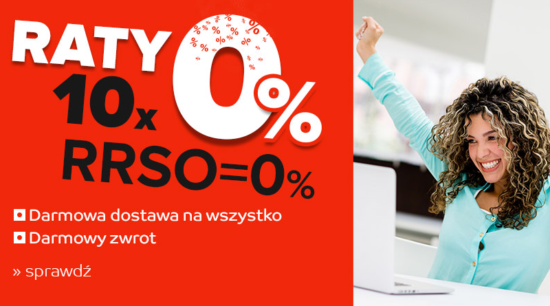 Raty 10x0% eMAG.pl