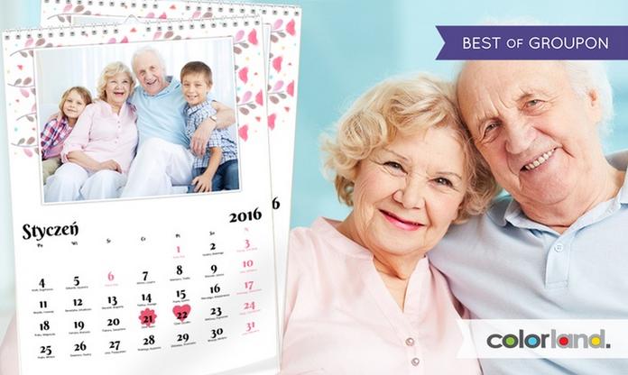 FOTOKALENDARZ – cały rok z wnukami