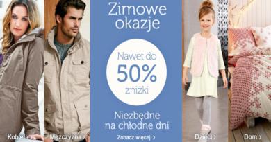Promocja Bonprix Zimowe okazje nawet do -50% taniej