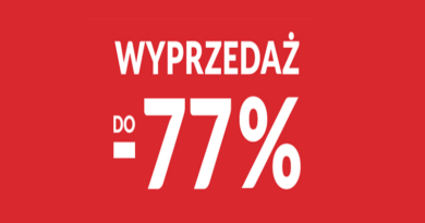 Promocja Diverse Wyprzedaż do -77%