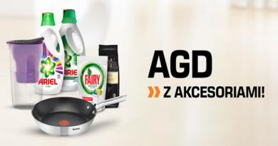 Promocja Saturn AGD z akcesoriami
