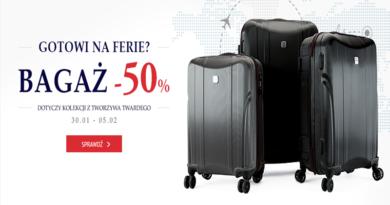 Promocja Wittchen Bagaż do -50%