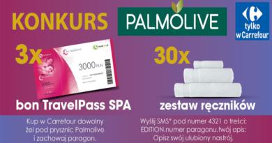 Konkurs Palmolive w Carrefour Kusząca czy zmysłowa?