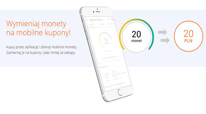 Kupony Allegro Wymieniaj monety na mobilne kupony