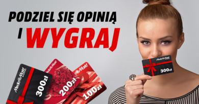 Konkurs Media Markt Najlepsza opinia!