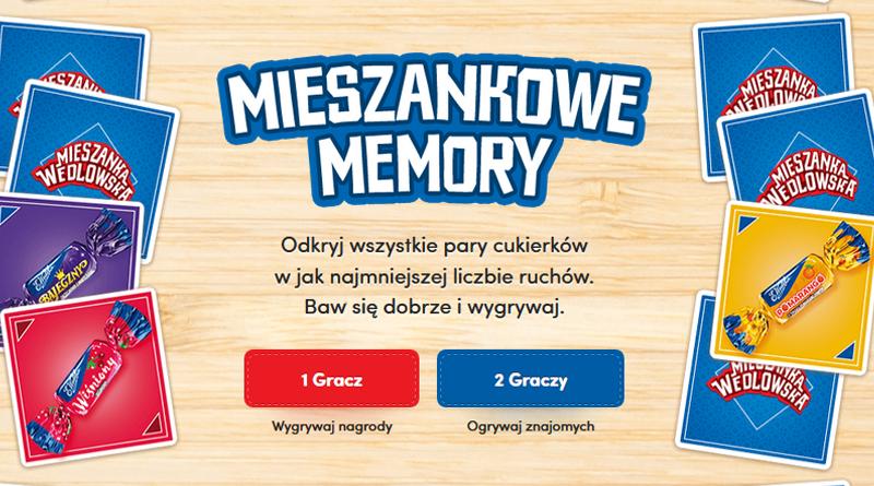 Konkurs Wedel Mieszankowe memory