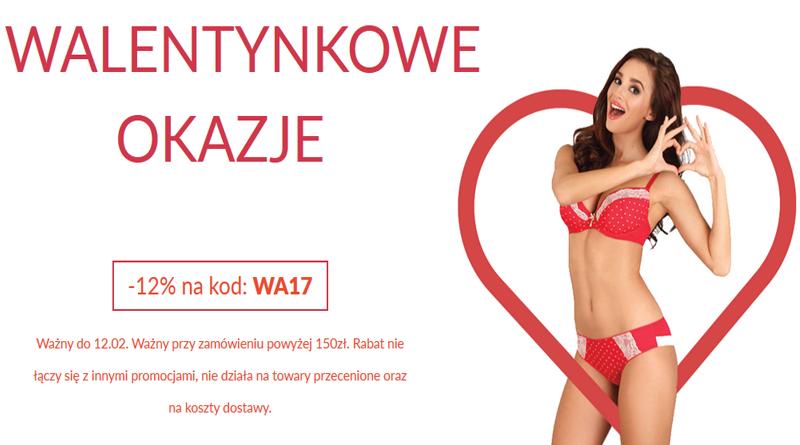 Promocja Bardotti.pl Walentynkowe okazje