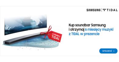 Promocja Media Markt 6 miesięcy muzyki z TIDAL w prezencie