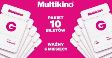 Promocja Groupon Karnet do Multikina
