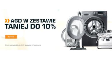 Promocja Saturn AGD w zestawie taniej do 10%