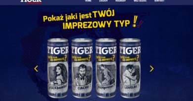 Konkurs Tesco Impreza z Tigerem
