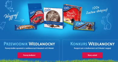 Konkurs Wedel: Wedlanoc