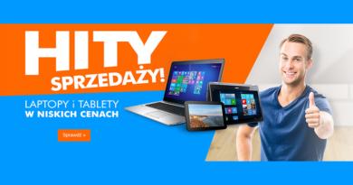 Laptopy i tablety w niskich cenach w sklepie Electro