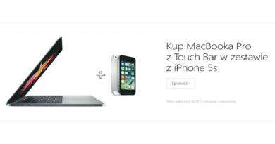 iPhone 5s w prezencie w Media Markt