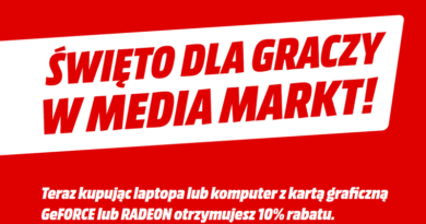 Promocja Media Markt Święto dla graczy
