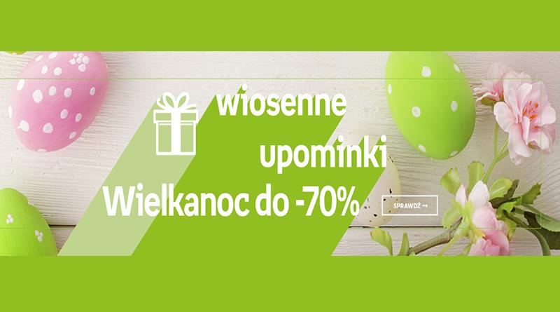 Wielkanoc do -70% na empik.com